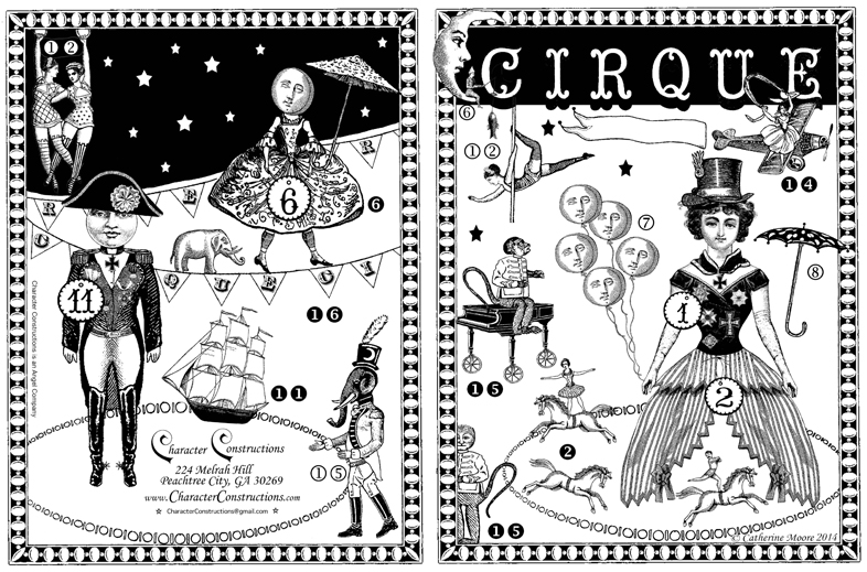 Cirque Front and Back Cover
