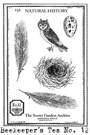 Owl Stamp small