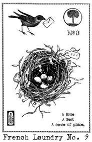 Nest Stamp small