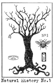 Tree Stamp 1 small